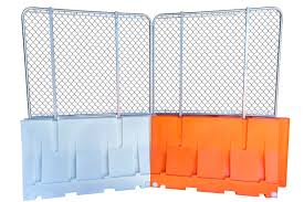 3 Benefits Of A Barrier Fence For Construction Projects Otw Safety