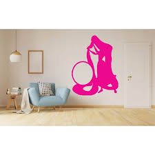 Design With Vinyl Rapunzel Tangled Vinyl Wall Decal Wayfair