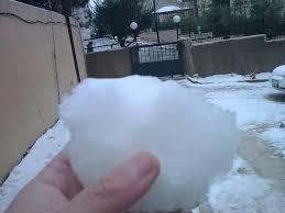 صور الثلوج في عمان 2010