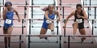 Jasmine Camacho-Quinn defends SEC 100m Hurdles title