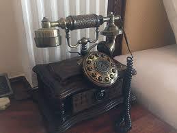 retro phone european asia receiver