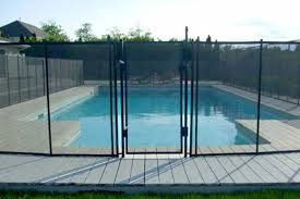 Water Warden Self Closing Gate W Magna Latch 5 Height For Pool Safety Fence For Sale Online Ebay