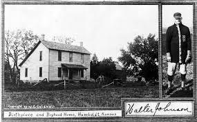 Walter Johnson - Kansas Memory - Kansas Historical Society