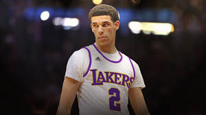 lonzo ball los angeles lakers art
