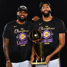"""Mychal Thompson on LeBron James & Anthony Davis: """"They are the best  combination in basketball"""" 