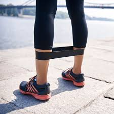 resistance band leg workout for strong