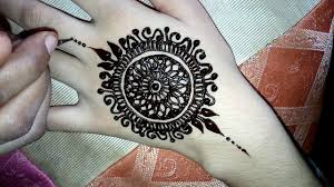 mehndi bunch designs for eid