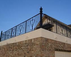 Decorative Balcony Fence Grill Design Forged Iron Fence Buy Gate Grill Fence Design Iron Grill For Fence Steel Grills Fence Design Product On Alibaba Com