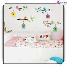 Fashion Vintage Branch Bird Wall Stickers Removable Living Room Decals Mural Parlor Window Kids Bedroom Home Decor Buy Bird Wall Stickers Removable Removable Living Room Decals Vintage Branch Bird Wall Stickers Product On