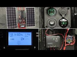 diy off grid solar generator rev 2