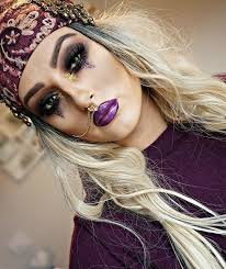 halloween makeup gypsy makeup for