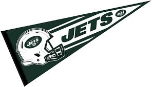 Amazon Com Wincraft New York Jets Official 30 Inch Large Pennant Sports Outdoors