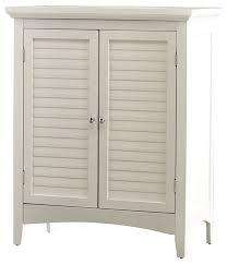 bathroom free standing cabinet storage