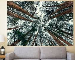 Forest Wall Art Etsy