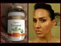 organic coconut oil for skin hair