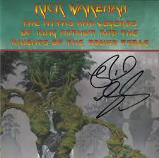 rick wakeman the myths and legends of