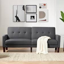2 seater twin sleeper sofa bed