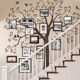 Brown Trees And Flower Wall Decals You Ll Love In 2020 Wayfair