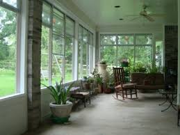 an indoor garden with your sunroom