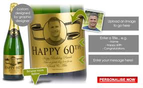 60th birthday gifts personalised 60th