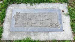 Ada Bertha Pilgrim Sullivan (1883-1963) - Find A Grave Memorial