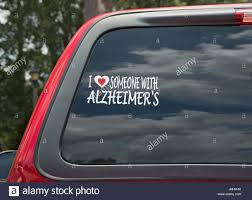 Rear Window Sticker High Resolution Stock Photography And Images Alamy