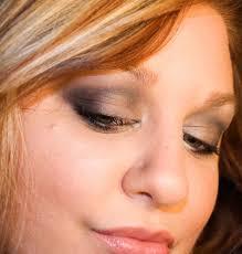 e l f cosmetics dramatic makeup look