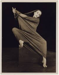 Martha Graham in Lamentation, No. 4] | Library of Congress