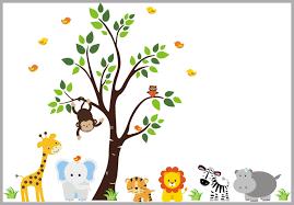 Kids Room Wall Decals Childrens Wall Mural Decor Cute Kids Wall Nurserydecals4you