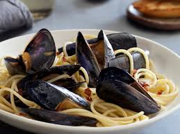 Pasta With Mussels Recipe - Marcia ...