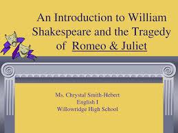 Ms. Chrystal Smith-Hebert English I Willowridge High School - ppt ...