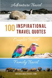 the best inspirational travel quotes to spark your next adventure