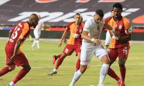 FTA Antalyaspor 1 - 2 Galatasaray