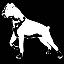 Boxer Car Sticker The Top Dog Deals