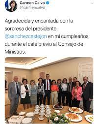 Blas Ruiz Grau S Tweet Borrell Soy Yo Cuando Me Invitan A Un