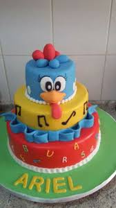torta gallina pintadita tortas