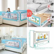Baby Bed Fence Safety Gate Products Child Barrier For Beds Crib Rail Security Fencing For Children Guardrail Safe Kids Playpen Type Pl Baby Bed Crib Rail Bed
