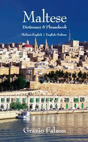 Maltese-English/English-Maltese Dictionary and Phrasebook ...