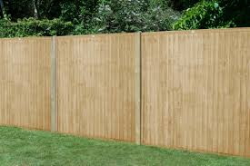 6ft X 5ft 1 83m X 1 52m Pressure Treated Closeboard Fence Panel Forest Garden