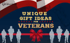 unique veterans day gift ideas