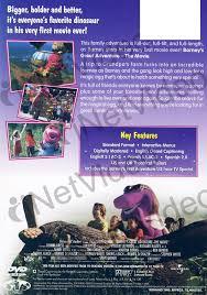 Barney's Great Adventure - The Movie on DVD Movie
