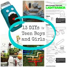13 diys and crafts for teenagers