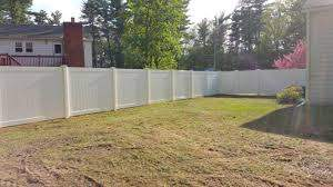Is This Normal New Vinyl Fence Homeimprovement