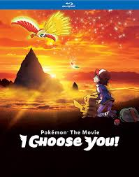Amazon.com: Pokémon the Movie: I Choose You! (BD) [Blu-ray ...