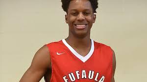 Eufaula native Tony Johnson inks hoops scholarship with UCF   High School  Sports   dothaneagle.com