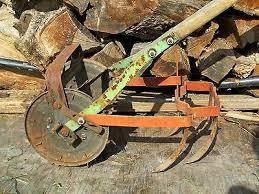 garden plow tiller cultivator farm tool