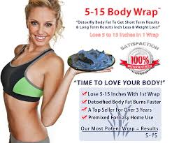 weight loss home body wrap kits lose