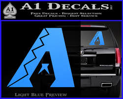 Arizona Diamondbacks Mlb Logo Decal Sticker A1 Decals