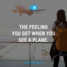the widest travel and aviation quotes list