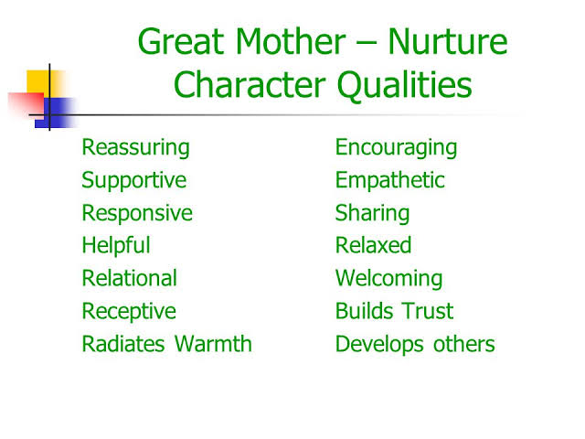qualities of a good mother